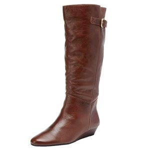 Steve Madden Intyce Brown Boots